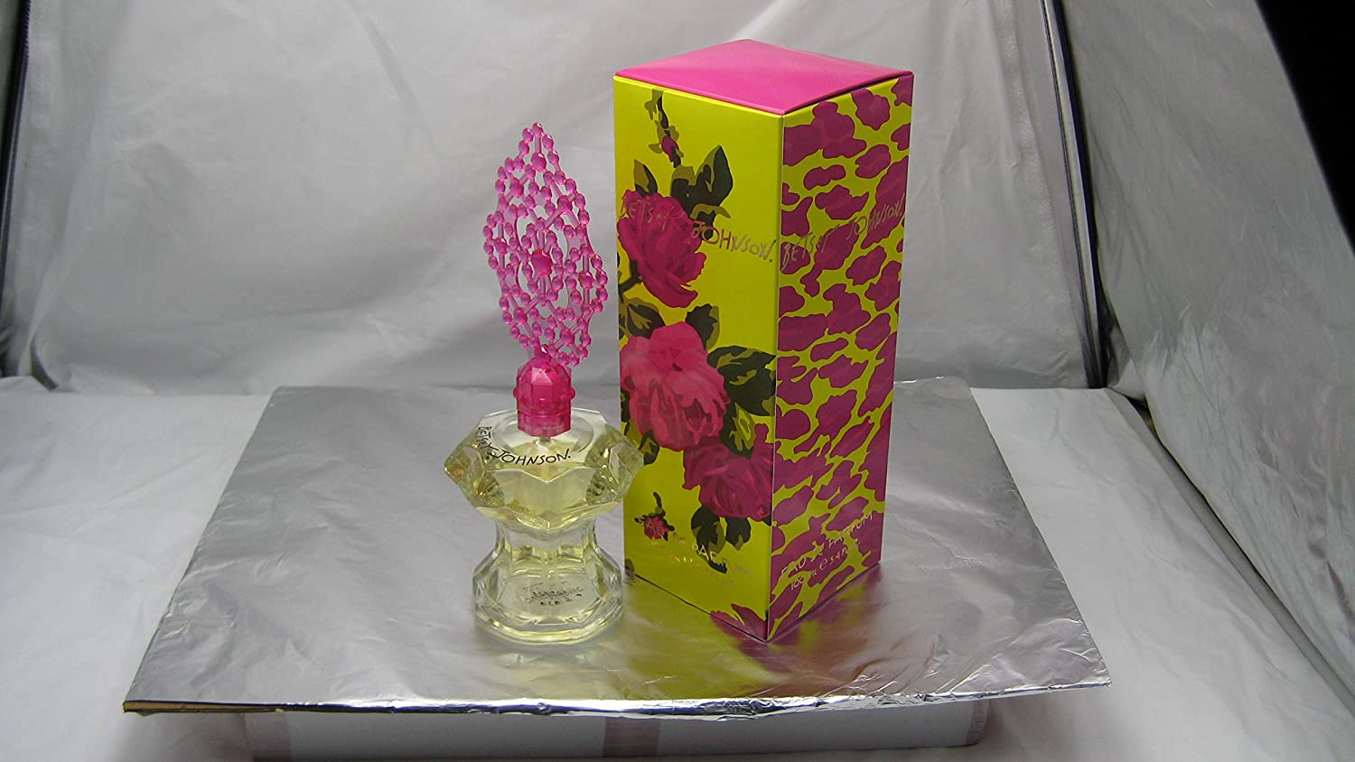 Betsey Johnson Eau De Parfum 3.4 Ounce Women Spray for Shipping included We OFFer at cheap prices