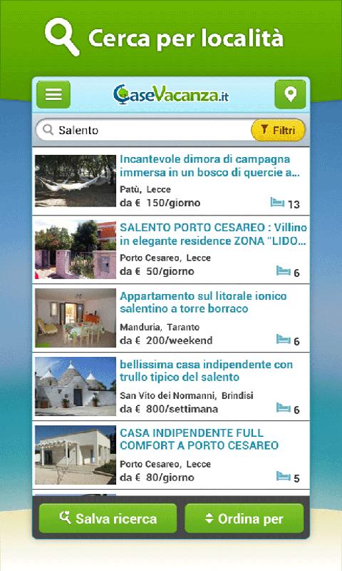 CaseVacanza.it Holiday Rentals