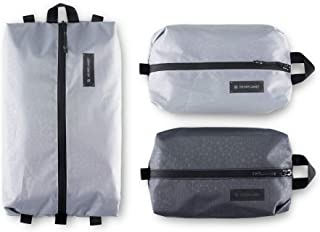 HEIMPLANET Original | HPT Carry Essentials - PACKING CUBES | Set of 3 Packing Organizers | 1x 4L Volume and 2x 2L Volume |...