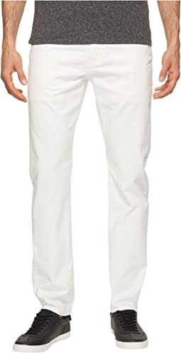 White - Bull Denim