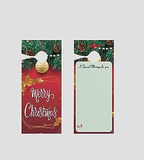 Best door hangers christmas Reviews