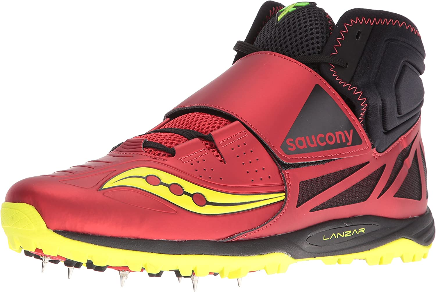 Saucony Mens Men's Lanzar Jav2 Track and Field shoes