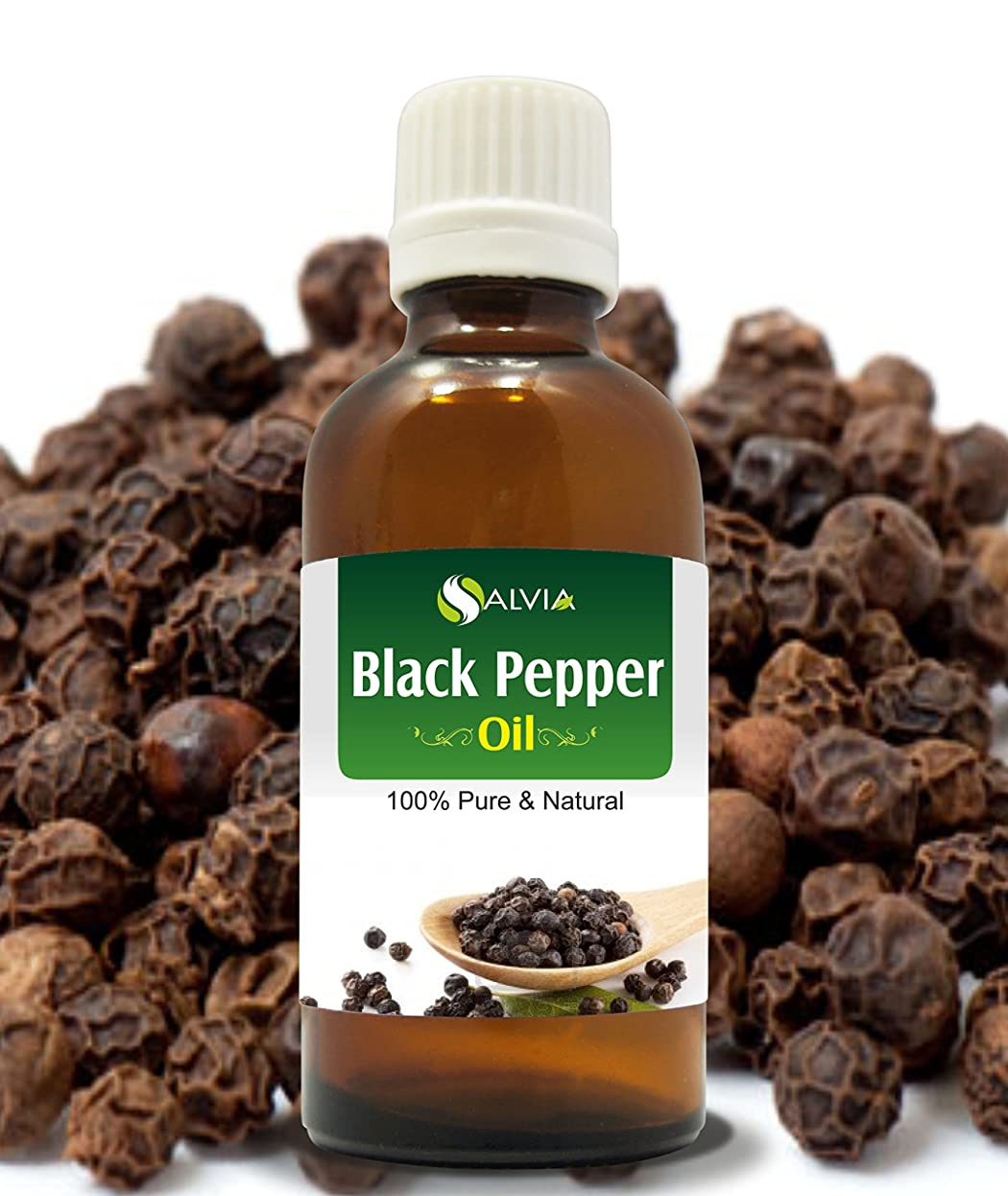 地震パテ膿瘍BLACK PEPPER OIL 100% NATURAL PURE UNDILUTED UNCUT ESSENTIAL OIL 15ML