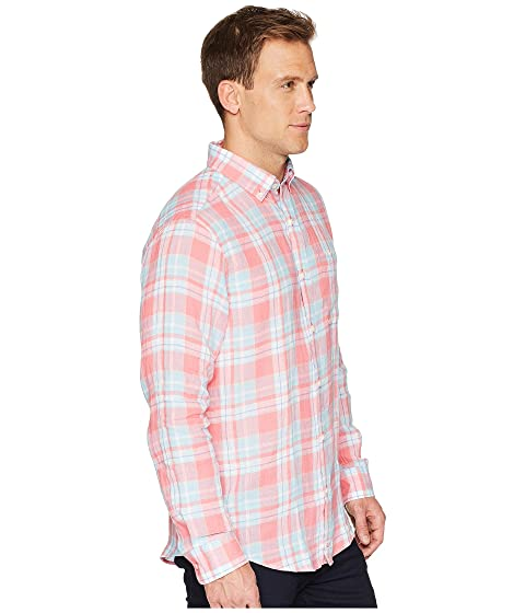 Clásico Vineyard Plaid Murray Sunset Vines Club Pink Atlantis qwtZrtI