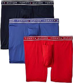 Deep Ultramarine/Navy Blazer/Tango Red