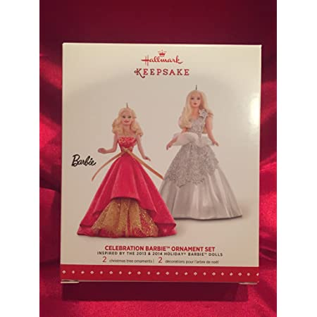 Vintage Barbie Hallmark OrnamentSolo In The SpotlightDated 1995Handcrafted#2 In The Collector SeriesNew In Box With MicrophoneLovely!