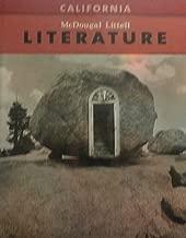 McDougal Littell Literature: Student's Edition Grade 07 2009