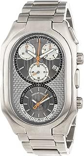 philip stein men's chronograph watch