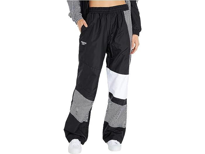 reebok sports track pants
