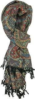 Tapestry Ethnic Paisley Pattern Pashmina Scarf