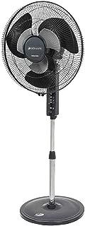 Bionaire Commander Oscillating Pedestal Fan, Black