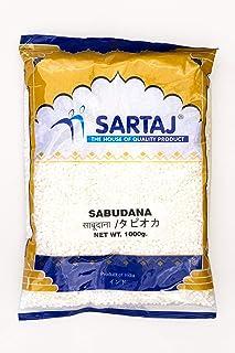 タピオカサルタージ-1000g インド産 Sabudana SARTAJ साबुदाना सरताज