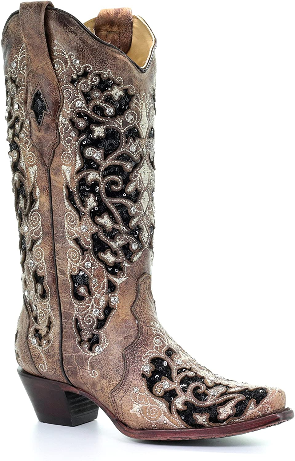 CORRAL womens Cowboy Boots