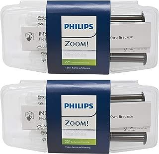 Zoom Nite White 22% Teeth Whitening Gel (Pack of 2)