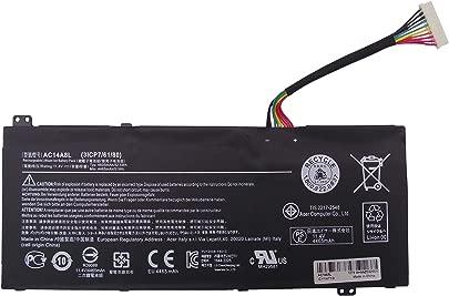 11 4V 4605mAh Laptop Akku AC14A8L 3ICP7 61 80 KT 0030G 001 f r ACER Aspire V15 Nitro VN7 VN7-571 VN7-571G VN7-591 VN7-591G VN7-791 VN7-791G VN7-591G-70RT VN7-591G-74SK VN7-791G-73AW Schätzpreis : 37,88 €