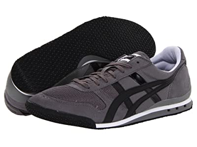 Onitsuka Tiger Ultimate 81(r) (Charcoal/Black) Classic Shoes