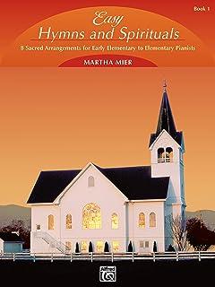 Easy Hymns & Spirituals 1