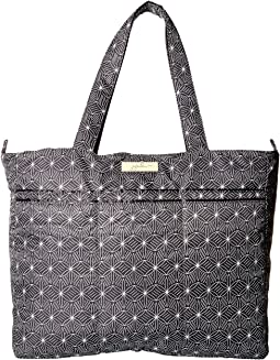 Ju-Ju-Be - Legacy Super Be Zippered Tote Diaper Bag