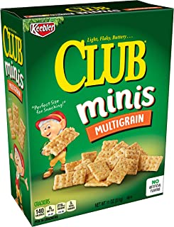 Best mini club crackers Reviews