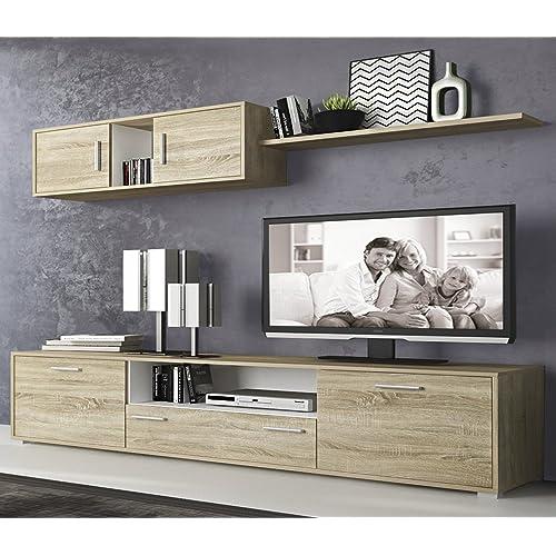 Muebles de Salon Madera: Amazon.es