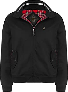 merc London Harrington Fifty Jacket in Black