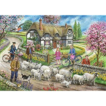 1000 Piece Jigsaw Puzzle Eggs for