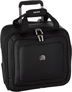 Delsey - Cruise Lite Softside 2-Wheel Under-Seater