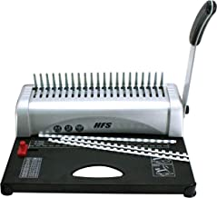HFS (R) 21 Hole Punch Binding Comb Machine - Paper Scrapbook