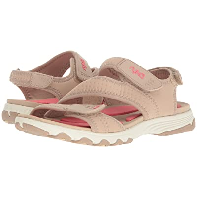 Ryka Dominica (Tan/Coral) Women