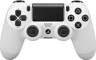 Sony - Dualshock 4 V2 Mando Inalámbrico, Color Blanco (Glacier White)  (PS4)