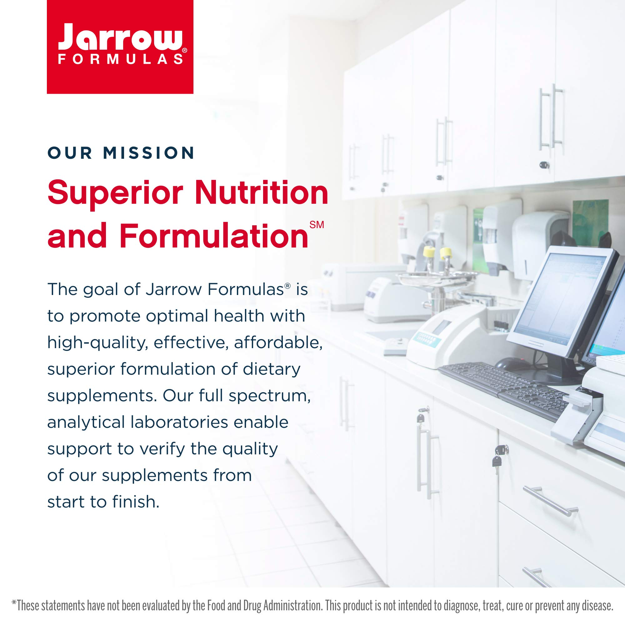 Jarrow Formulas Quercetin 500 mg, Supports Antioxidant Status, Cardiovascular & Immune Health, 100 Count