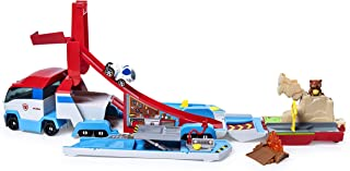 Paw Patrol Launch'N Haul Paw Patroller Transforming 2-in-1 Track Set for True Metal Die-Cast Vehicles