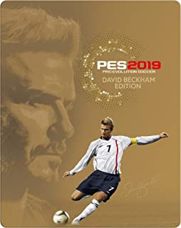 KONAMI PES 2019 David Beckham Edition PS4