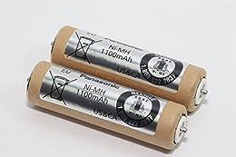 Panasonic WER160L2506, WER160L2508 Batterie pour t