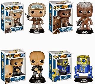 Gamestop Exclusive Star Wars Funko POP! VINYL SET of 4