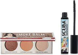theBalm Scuba! Water Resistant Mascara And Smoke Balm Vol. 4 Bundle, 2 ct