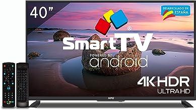 "Televisor 40"" LED NPG Smart TV Android Ultra HD 4K +"