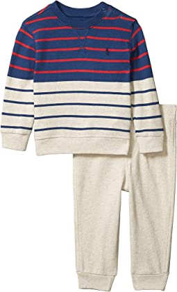 RALPH LAUREN Polo Boys Slim Fit Stretch Corduroy Pants Mountain Khaki, 2T Toddler