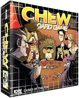 Chew Cases of The FDA Game