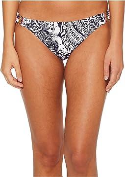 Paisley Paradise Hipster Bikini Bottom