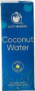 Palmdream Coconut Natural Water, 12 x 1 liter