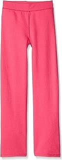 Big Girls' ComfortSoft Ecosmart Open Bottom Fleece Sweatpant