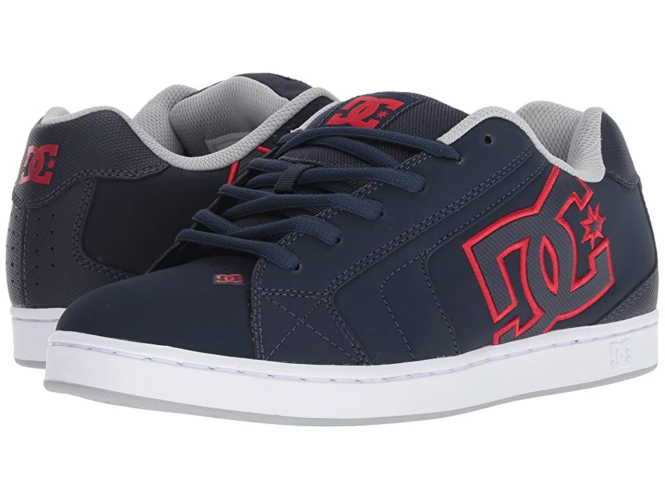 DC Net (Navy/Red) Men