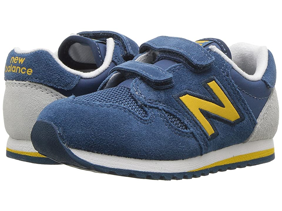 New Balance Kids KA520v1I (Infant/Toddler) (Blue/Yellow) Boys Shoes