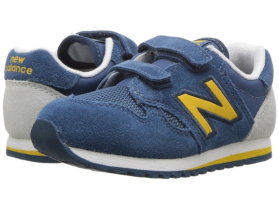 New Balance Kids KA520v1I (Infant/Toddler) (Blue/Yellow) Boys Shoes
