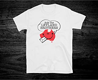 ask the leyland brothers t shirt