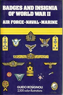 Badges and Insignia of World War II: Airforce Naval Marine