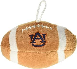 Sporty K9 Collegiate Auburn Tigers Plush Football Pet Toy, 5-Inch