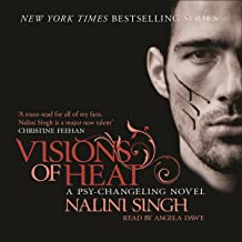 Visions of Heat: Psy-Changeling, Book 2