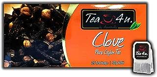 Best clove tea bags Reviews